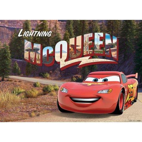 Relâmpago McQueen Protagonista Carros