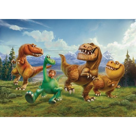 Fugindo dos T-Rex Infantil