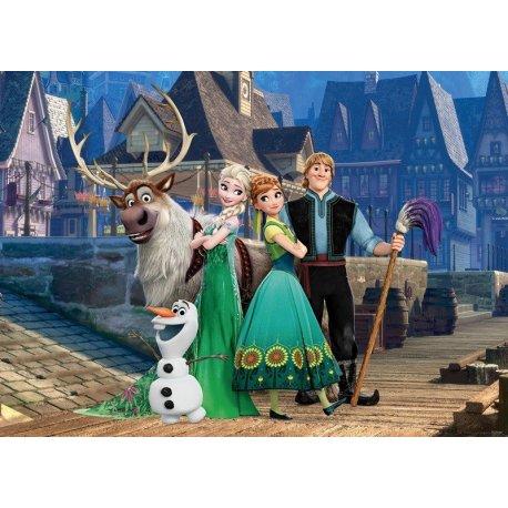 Elsa Anna Olaf e Kristoff Frozen