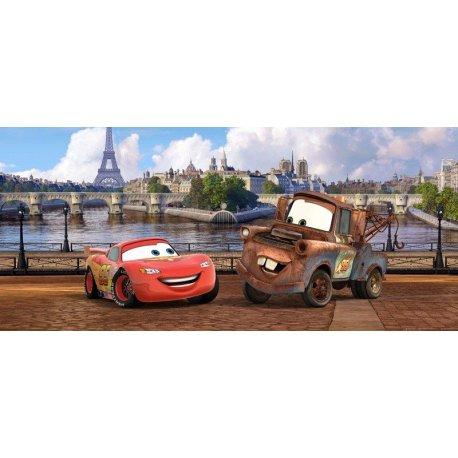Relâmpago McQueen e Mate Amigos em Paris