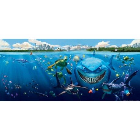 Protagonistas À Procura de Nemo em Sidney