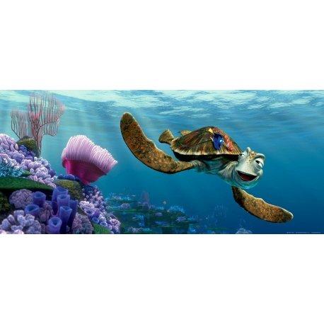 Nemo Dory e MrRay nos Corais
