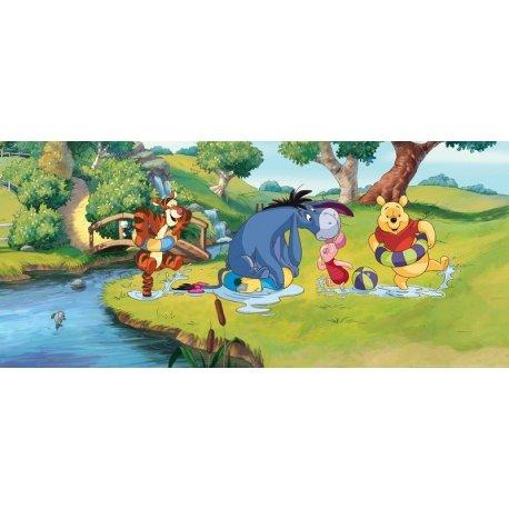 Winnie The Pooh e Amigos Banho no Rio