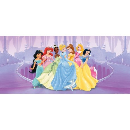 Baile no Palácio Princesas Disney