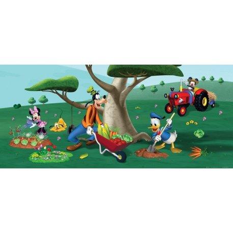 Pateta e Amigos Disney no Pomar