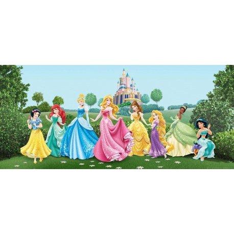 Princesas Disney no Jardim do Palácio