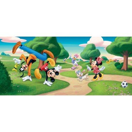 Amigos Disney Clássicos a Jogar no Parque