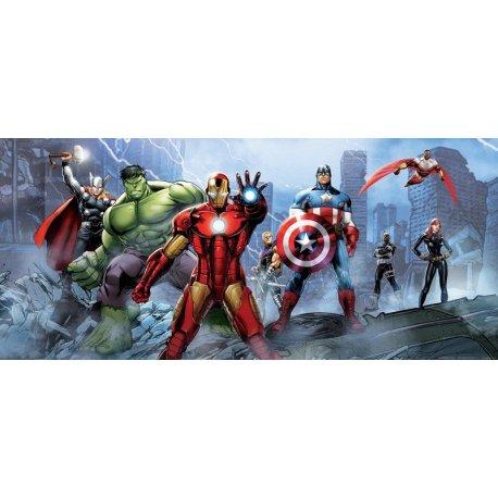Team Os Vingadores de Bandas Desenhadas