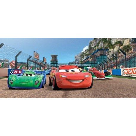 Relâmpago McQueen na Pista Carros 2