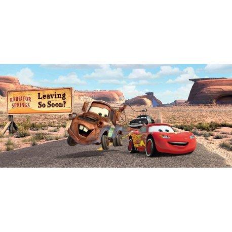 Relâmpago McQueen e Mate Rota pelo Deserto