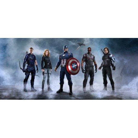 Capitão América Team Guerra Civil