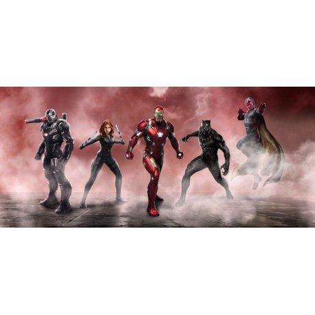 Homem de Ferro Team Civil War