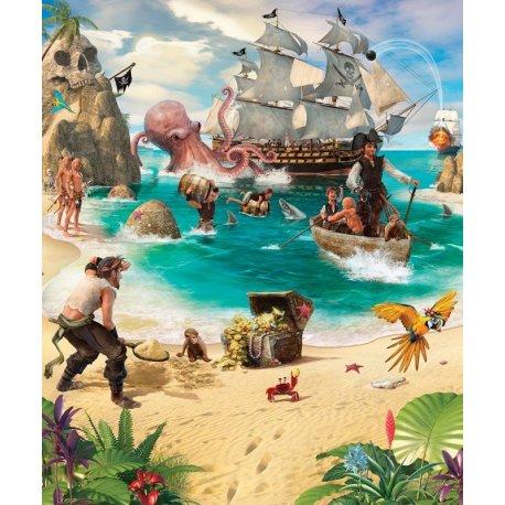 Desembarque na Ilha do Tesouro Infantil