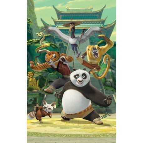 Kung Fu Panda e Amigos no Templo