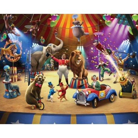 O Circo Mágico de Animais