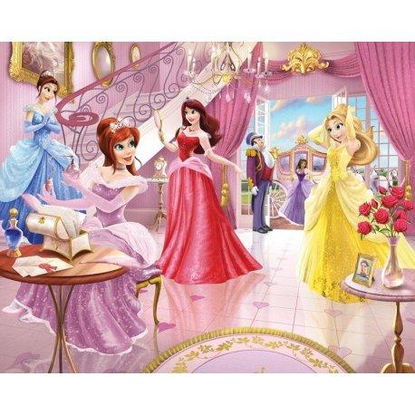 Princesas Disney Prontas para o Baile