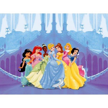 As Princesinhas Disney no Baile