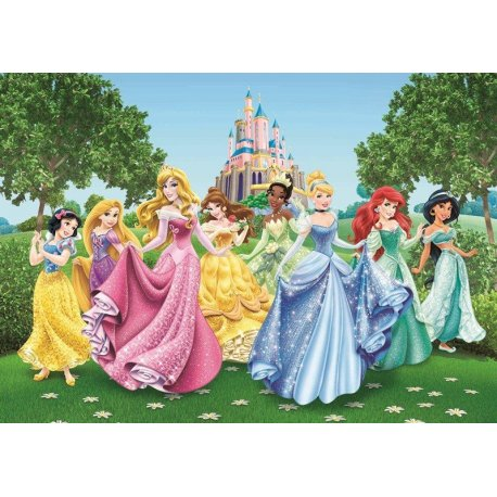 Princesas Disney nos Jardins do Palácio