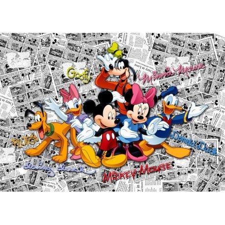 Protagonistas Disney Clássico por Completo