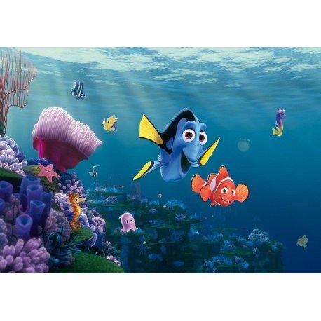Dory e Nemo a Procurar Novas Aventuras
