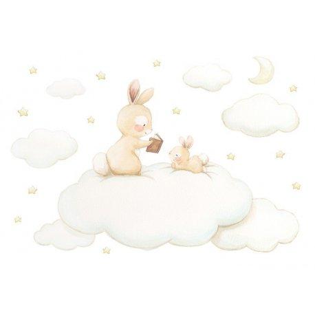 Conta contos entre as Nuvens