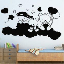 Grupo de Ursinhos nas Nuvens