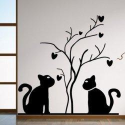 Gatinhos e o Árvore do Amor