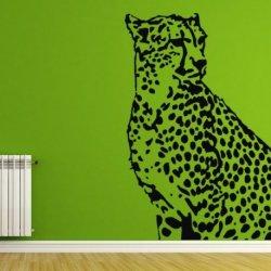 Leopardo da Savana Africana