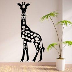 A Girafa Simpática