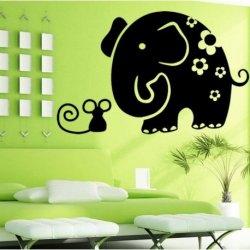 O Elefante e o Roedor