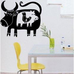 A Vaca o Cerdo e a Galinha