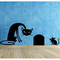 Roedor que Vai Detrás do Gato