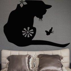 O Gato e a Borboleta
