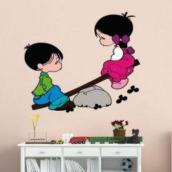 Casal de Pequenos Brincalhões