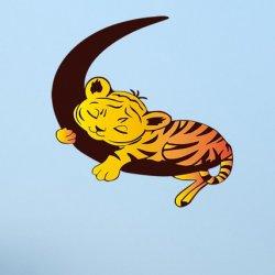 Tigre Bebê Doces Sonhos