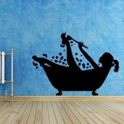 Um Banho de Bolhas