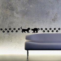 As Pegadas dos Gatos