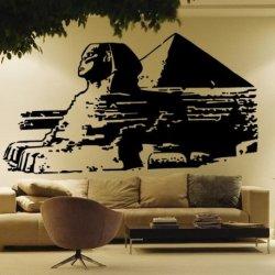 A Esfinge das Pirâmides