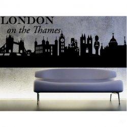 O Rio Tamisa de Londres