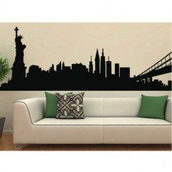Skyline de Nova Iorque Panorâmico