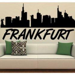 Skyline de Frankfurt
