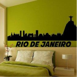 Skyline de Rio de Janeiro