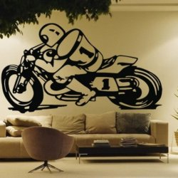 Motociclista Fórmula 1