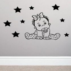 A Bebê Sentada
