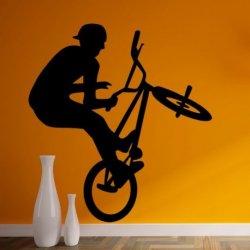 BMX Deporte Extremo de Bici
