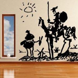 Representação de Dom Quixote