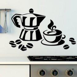 A Cafeteira e o Seu Café