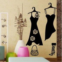 Vestidos e Complementos Femeninos